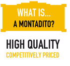 What is a montadito?