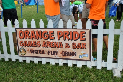 Orange Pride Games Arena & Bar